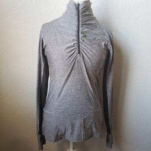 C9 by Champion Gray Quarter Zip Pullover Size M